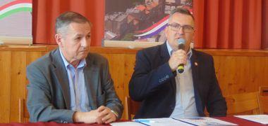 Predrag Miletic és Inkei-Farkas Márton