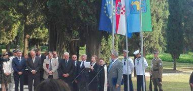 Az Első Magyar Haditengerészeti Emléknap Pulában - 2017. június 10.