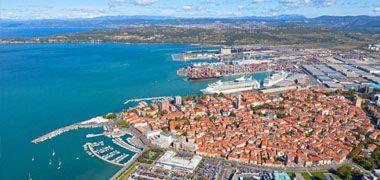 A Rijeka – Koper dichotómia sajátosságai a magyar agrárexportot illetően a Rail Cargo Hungária Zrt. tevékenysége példáján